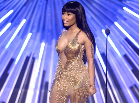 "Nicki Minaj on Her VMAs Feud With Miley Cyrus: She Has ""Some Big Balls"""
