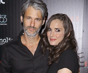 Winona Ryder Makes Rare Red Carpet Appearance with Boyfriend Scott Mackinlay…