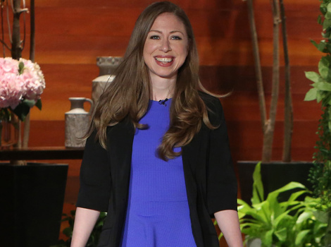 Chelsea Clinton Explains Why Mom Hillary Would Make a Great President