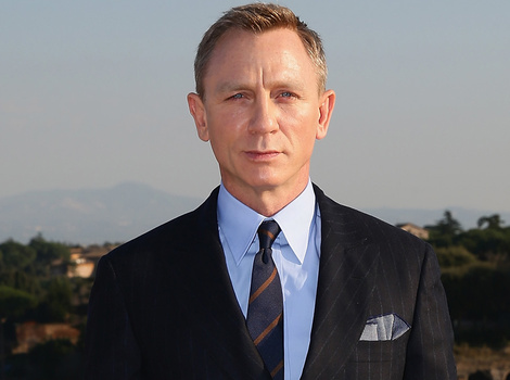 "Daniel Craig Says He's Done With Bond: ""I'd Rather Break This Glass and Slash My Wrists"""