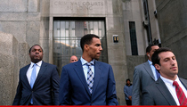 NBA's Thabo Sefolosha -- Not Guilty ... In NYC Cop Clash