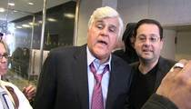 Jay Leno -- IT'S IRON SHEIK TIME ... Give That Man a Talk Show! (VIDEO)