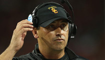 USC's Steve Sarkisian -- Forced 'Leave of Absence' ... 'He's Not Healthy'