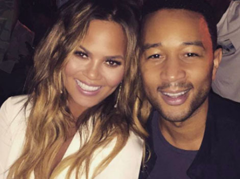 Chrissy Teigen & John Legend Are Having a Baby -- See Their Sweet Announcement!