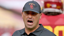 Steve Sarkisian -- FIRED BY USC (Update: Players Notified By Text)