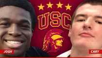 USC Football -- Scrambling to Save Recruits ... Please Don't Go!
