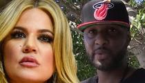 Khloe Kardashian -- Still Married to Lamar and Making Medical Decisions