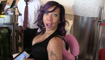 T.I.'s Wife Tiny -- My Husband's Sexist ... Sometimes (VIDEO)