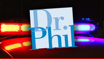 'Dr. Phil' Show -- Crew Calls 911 After Suicide Scare