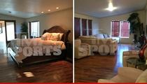 Lamar Odom -- His VIP Suite Life Inside Love Ranch (PHOTOS)