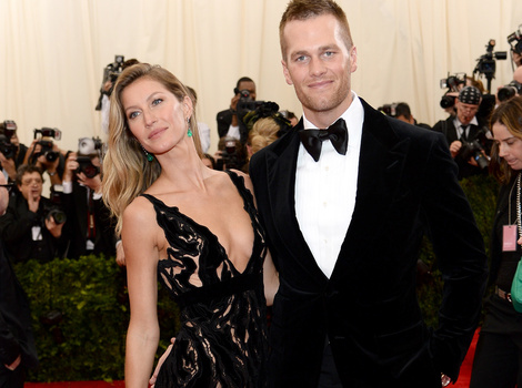 "Tom Brady Gushes About Wife Gisele Bundchen: ""She's My Best Friend"""