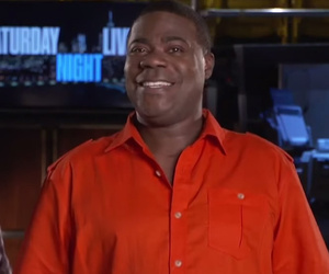 "Tracy Morgan Jokes About Brain Damage In ""SNL"" Promo Following Traumatic Car…"