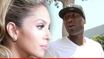 Vanessa Bryant -- Stop Saying Lamar Odom Is Dead!!