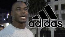 Adrian Peterson Sticks It to Nike ... Signs with Adidas