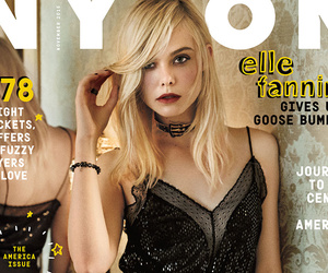 Elle Fanning Debuts Edgy Look on Cover of Nylon Magazine
