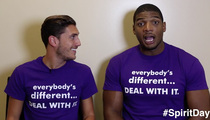 Michael Sam Reunites With Ex-Fiance ... But Something's Off