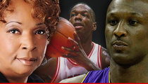 Len Bias' Mom -- Drug Addiction Is a Disease ... But We Can Beat It