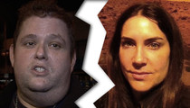 Ralphie May -- 10-Year Run Ends ... Wife Files For Divorce