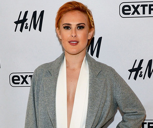 Rumer Willis Debuts Copper 'Do -- Like Her Latest Hair Color?!