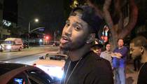 Trey Songz -- Fired Principal Knew My Sexy Song ... It's Not on Me