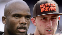 Eric Metcalf to Browns -- DROP MANZIEL ... 'Too Much Negativity'