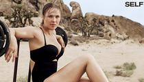 Ronda Rousey -- Smokin' Hot Swimsuit Pics