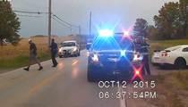 Johnny Manziel -- Dash Cam of Cop Incident ... 'I'm Sober'