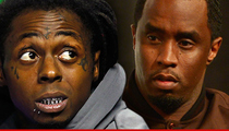 Lil Wayne & Diddy -- Don't Step to Me! Squads Square Off in Club