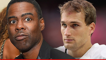 Chris Rock -- If I Bomb In D.C. ... Will Kirk Cousins Replace Me?! (Video)