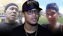 Master P's Wife Sues Son Romeo -- Dad Using Our Son to Screw Me in Divorce