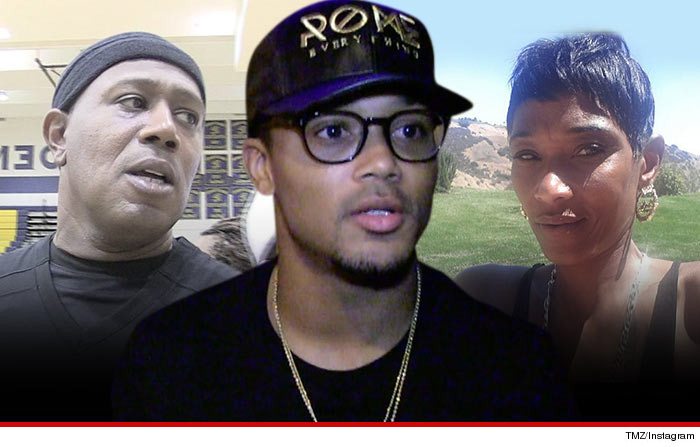 Master P's Wife Sues Son Romeo Dad Using Our Son to Screw ...   700 x 447 jpeg 69kB