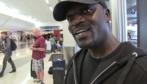 Akon -- I Passed On My Hairdresser Turned Rapper ... No Regrets (VIDEO)