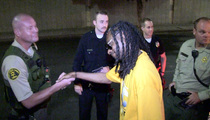 Snoop Dogg -- Makes Musical Peace With Police