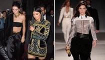 Kendall and Kylie Jenner -- Back to Work ... After Lamar Crisis (PHOTOS)