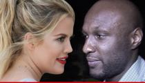 Khloe Kardashian -- Lamar Has Sworn Off Drugs ... And That's Why I Took Him Back