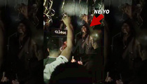 Ne-Yo -- Birthday Turn Up Was Classical ... Complete with Cello (VIDEO)