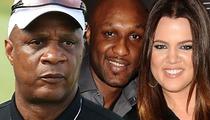 Darryl Strawberry -- Khloe Is Saving Lamar's Life ... I Should Know