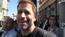 Batman vs. Superman ... With Your Wife! Director Zack Snyder Chooses (VIDEO)