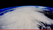 Hurricane Patricia -- Outta This World Storm Shot from Space (PHOTO)