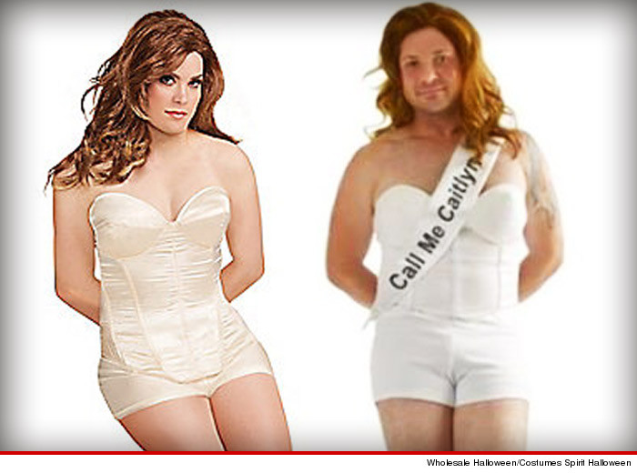 Caitlyn Jenner Costume Is More Popular Than 'Frozen' | TMZ.com
