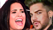 Demi Lovato Dumps Adam Lambert for Nick Jonas for World Tour