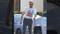 Shia LaBeouf Makes a Run for Drunk Food