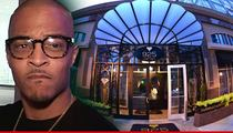 T.I. -- Shooting at Soul Food Eatery