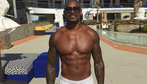 National Chocolate Day -- Celebrate With 45 Sexy Tyson Beckford Photos