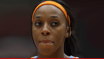WNBA's Glory Johnson Pleads Guilty In Domestic Violence Case