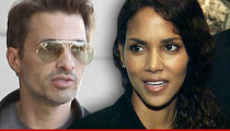 Olivier Martinez -- I Will Not Start a Custody War With Halle