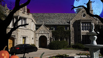 Playboy Mansion Guest Sues -- I Got The Crap Kicked Outta Me At The Halloween Party