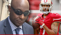 Jerry Rice -- Bench Colin Kaepernick ... But Not For Good