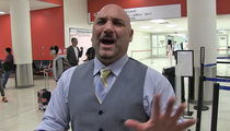 Chris Johnson Trained with Bullet In Shoulder ... Says Jay Glazer