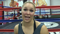 Ronda Rousey -- Vin Diesel's Daughter Is Legit ... Could Be An UFC Superstar